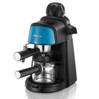 正品批发小熊蒸汽式咖啡壶意式咖啡机煮茶泡茶机KFJ-A02Q1