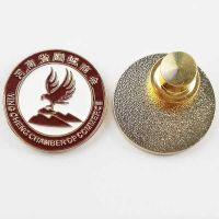 厂家直销 款高档商务胸章定做 广州个性商务徽章定制
