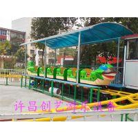 果虫滑车游乐设备-青虫滑车游艺设施