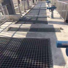 热镀锌钢格栅板,热浸镀锌钢格栅盖板,安平钢格网价格