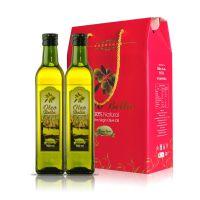 北京橄榄油礼品包装盒生产厂家