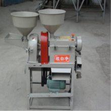 专业设计制作粮食脱皮碾米机 湖南小米加工成套设备 圣嘉谷物脱皮机价格