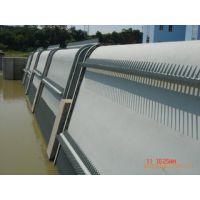 江苏太仓市海河形式多种、对泵站作用重大拦污栅