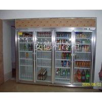 供应安德利LCB-2.0H1F四门分体饮料冷柜