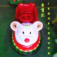 光广场出租游乐车双人儿童玩具