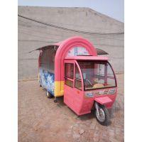 不锈钢早餐车 裕隆餐车 移动早餐车