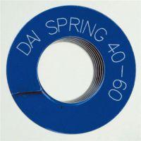 日本大同弹簧中国工厂-上海太同 DAI SPRING 蓝色轻负荷DL系列16*125模具弹簧