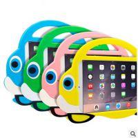 俊奇Jun-Q13 ipad mini2保护套卡通风格 硅胶平板保护套定制批发 提供OEM/ODM