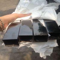304黑钛金不锈钢方管19*19*0.8亮光不锈钢服装架