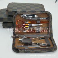 供应美容套工具/9件套美甲修甲工具/美甲电镀工具套装