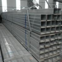 16×16×0.4镀锌方管是经高频焊接制成的方形截面形状尺寸