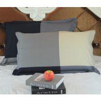厂家直销特价纯棉活性印花枕头套产地货源全棉48*74枕套批发