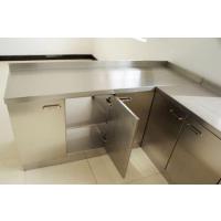 广东广州方联供应不锈钢橱柜 不锈钢厨具