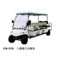 电动高尔夫球车(6+2座)