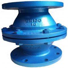 供应DN40 PN26MPA不锈钢砾石阻火器