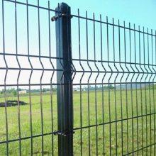 公园防护围栏网 球场护栏 双圈护栏网厂家