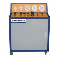 供应胀管机设备应用于换热器散热器行业