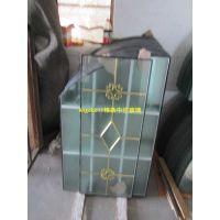 生产装饰条中空玻璃