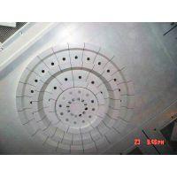 广州喜来登酒店大厅吊顶装饰采用造型铝单板吊顶