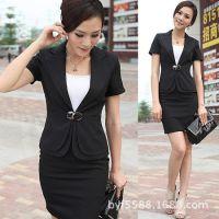 北京男女装职业装定制 办公室人员服装定做  职业装定做