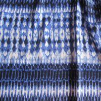 品质保证 人造棉印花布 30S*30S/68*68 裙面料 衬衫布