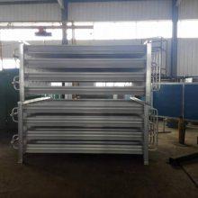 河北弘创牌集中供气用节能系列空温气化器绿色环保型空温汽化器操作规程
