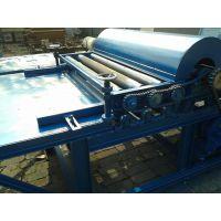 供应大型全自动输送玻棉切条机玻璃棉裁条机 质优价廉