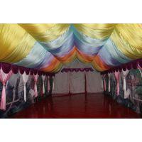 亚图卓凡厂家直销山西大型婚庆充气篷车 红白喜事婚宴充气大棚 流动酒席餐饮充气帐篷房