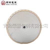 托盘护角条规格任意订做 新疆打包护角纸板高硬度可回收