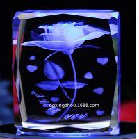【内雕专业加工】激光内雕水晶生肖生日礼物 水晶球批发 激光内雕工艺品