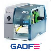 德国CAB Hermes+系列条码打印贴标机