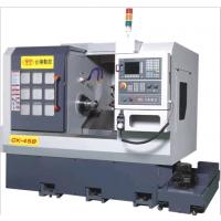 台阳专业制造数控车床 金属切削车床 CK-45B 原装进口配置,高精密