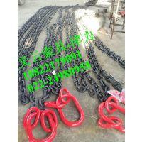 80级起重链条 圆环链条 成套链条索具销售