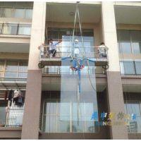 珠海外墙高空钢化玻璃更换