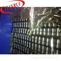 橡胶模厂家高精度钢珠独立导柱 标准导柱加工 低价偏心导柱批发