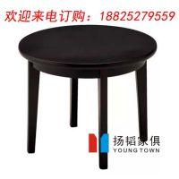 【特价促销】食堂餐厅圆形方形加厚台面桌子  快餐桌