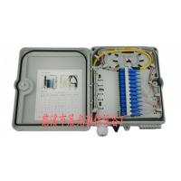 供应12芯SMC光纤直熔箱 光纤分纤箱