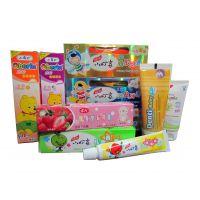 代工儿童牙膏、婴儿牙膏、幼儿牙膏、 温和无刺激牙膏供应商