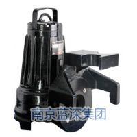 南京蓝深吸沙泵AV14-4不阻塞锥形底座刮泥机配套排污泵