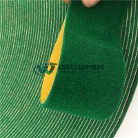绿绒糙面带价格 绿绒包辊带厂家批发
