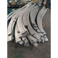 广东欧佰弧形铝方通生产厂家 专业弧形铝方通定制