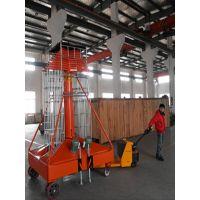黑龙江套缸升降机 哈尔滨套缸升降平台 套缸式升降货梯