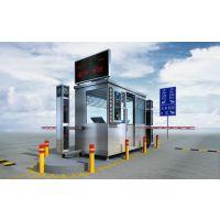 博华门业-停车场收费系统-车牌识别系统