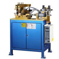 广州德力UN1-50电阻对焊机 铁线熔接机 铁圈焊机 电阻焊机原理厂家