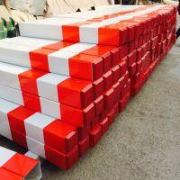 供应140*140 PVC警示桩 标志桩 反光警示桩厂家