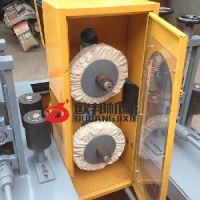 定制带钢抛光机:哪里能买到性能稳定的欧邦牌两面方管抛光机
