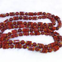 天然战国红玛瑙108颗佛珠 手链 手串散珠批发