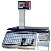市场电子计价秤 条码打印秤 零售市场专用TM-F 收银电子台秤