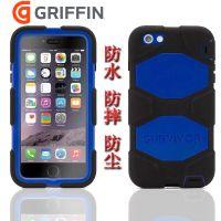 格里芬幸存者iphone6 plus三防保护套 Griffin Survivor苹果6防摔支架手机壳