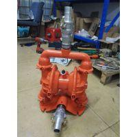 威尔顿气动隔膜泵 化工泵 1寸砂磨机专用泵